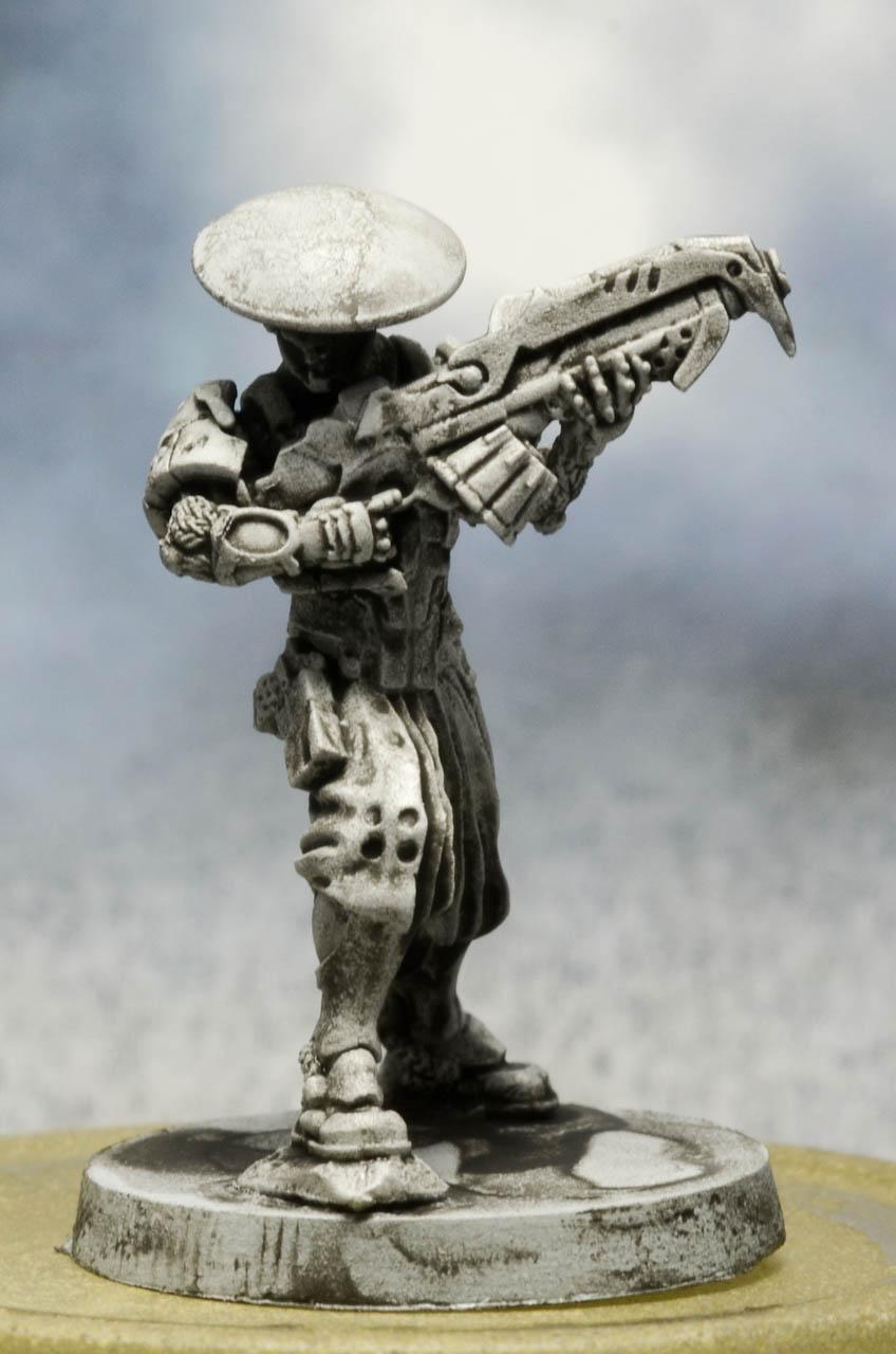 Raiden Spitfire with Hat